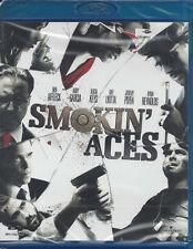 Blu-ray **SMOKIN' ACES** nuovo sigillato 2007