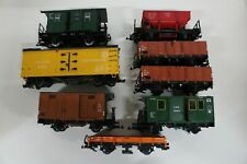 8136/2- Konvolut LGB Spur G Güterwagen