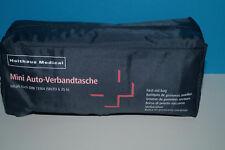 KFZ Verbandtasche Verbandkasten Klett Mini DIN 13164 Auto MHD 07/2023 Koffer