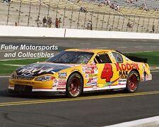 RARE BOBBY HAMILTON U.S. NAVY KODAK THE WINSTON 2000 NASCAR CUP 8X10 PHOTO MAXX