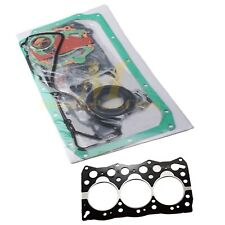 For ISUZU 3LD1 Engine Gasket Kit For Hitachi Daewoo IHI Furukawa Denyo SDG12 15
