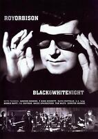 ROY ORBISON - BLACK & WHITE NIGHT DVD ~ NTSC All Regions *NEW*