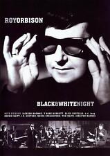 ROY ORBISON - BLACK & WHITE NIGHT DVD ~ NTSC All Regions *NEW*