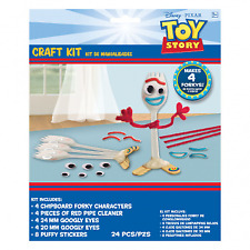 Disney Pixar Toy Story 4 Forky Craft Kit Party Game Favour