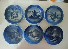 Royal Copenhagen Christmas Plates 1965 through 2001 ~ Choose/Select Year