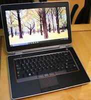 Dell Latitude Laptop i7 2.70Ghz 16GB 512GB SSD Windows 10 Pro / 3 YEAR WARRANTY