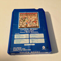 CHUCK BERRY - The London Sessions - 8-Track Tape - VG  RARE!!