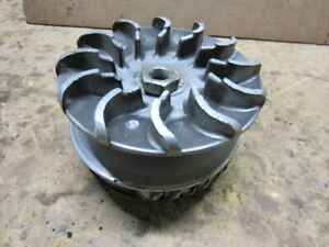 1987 Honda Helix CN250 Drive / Primary / Front clutch.