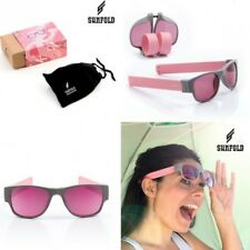 Gafas de Sol polarizadas unisex Enrollables Sunfold PA1, funda, originales, moda