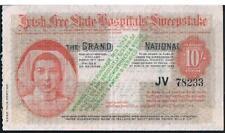 Irish-Free-état-hôpitaux - SWEEPSTAKE billet Le Grand National 1932