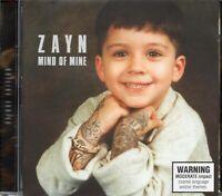 Zayn Mind Of Mine 2016 CD Zayn Malik of One Direction (Deluxe Edition) New