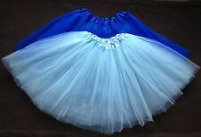 FREE POST Adult Women/Big girl's 3 Layers Petticoat Tutu ballet/ hen party Skirt