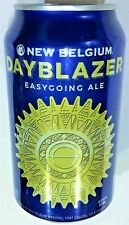 New Belgium Dayblazer Easygoing Ale empty 12 oz empty beer can  2017 bottom open