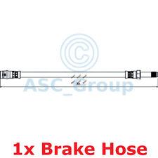 APEC BRAKING 295mm Scheibe Bremssattel flexibel GUMMISCHLAUCH hos4101