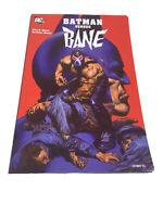 BATMAN VERSUS BANE Chuck Dixon Graham Nolan DC TPB Graphic Novel