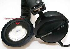 2 Akustikstoffeinlagen für Beyerdynamic DT 531 /801 /831 /901 /811 /911 /931usw.