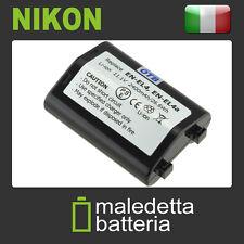 Batteria Alta Qualità SOSTITUISCE Nikon ENEL4 , EN-EL4 , ENEL4A , EN-EL4A