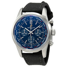 Breitling Transocean Unitime Chronograph Automatic Mens Watch AB0510U9-C879GVCT