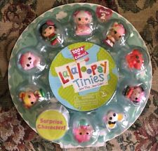 NIP LALALOOPSY Tinies 10 pack Dolls Series 2 NEW Scoops Pearl Holly Suzette +