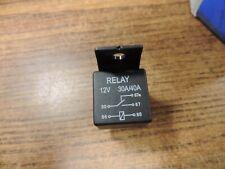 12V Automotive Relay - 30A / 40A