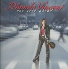 One Step Ahead 0011661049727 by Rhonda Vincent CD