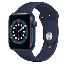 Apple Watch Series 6 44mm Gps in Deep Navy Blue