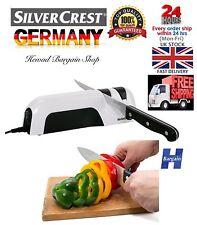 Marque allemande silver crest, electric knife sharpener