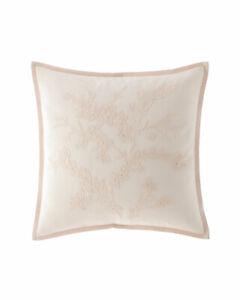 RALPH LAUREN HOME Jaime Decorative Pillow 18x18 Pink Blush missing button