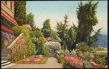 AX0331 Lago di Como - Villa Carlotta - Giardino - Cartolina postale - Postcard