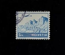1941 Switzerland Airmail Stamp C34! U Used! VF/XF Air Post