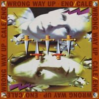 BRIAN/CALE,JOHN ENO - WRONG WAY UP (LP+MP3)   VINYL LP + MP3 NEU