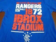 Glasgow Rangers Football Club 1872 IBROX Stadium Medium T Shirt  Tee   U7