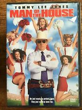 Tommy Lee Jones Christina Milian MAN OF THE HOUSE ~ 2005 Comedy US Region 1 DVD