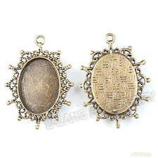 10pcs 142238 Antique Bronze Charms Photo Frame  Alloy Pendant Jewelry Findings