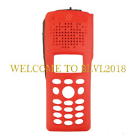 Replacement Refurb Housing Front Case Kit For Motorola XTS2500 RADIO Red