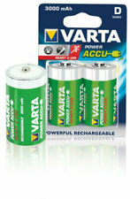 Baterías recargables VARTA para TV y Home Audio