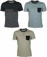 Jack & Jones Mens T Shirt Casual Crew Neck Short Sleeve Tee Shirts M-XL