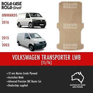 Volkswagen Transporter LWB Genuine Van Cargo Flooring Marine Grade 12mm Plywood