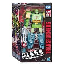 Transformers Generations War for Cybertron: Siege Voyager Class AUTOBOT SPRINGER