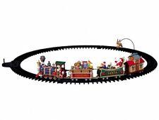 Giostra Villaggio Natale Presepe Lemax Trenino - The Starlight Express 04232