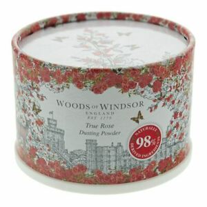 Woods Of Windsor True Rose Dusting Powder 100g Women