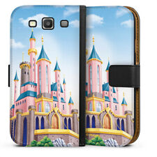 Samsung galaxy s3 Sac Housse Flip Case-Disney Castle