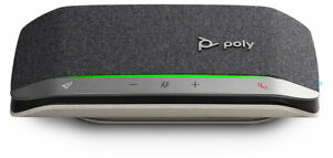 Plantronics POLY SYNC 20 USB-A Wired Speakerphone, Standard for a PC or Laptop.
