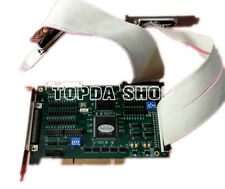 1PC PCI-9024 linear interpolation 4-axis motion control card#ZH