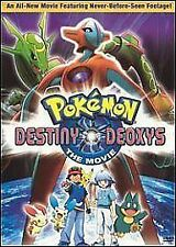 Pokemon - Destiny Deoxys (DVD, 2012)