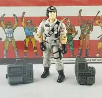 Original 1986 GI JOE MAINFRAME V1 ARAH not Complete UNBROKEN figure
