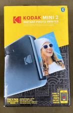 Kodak Mini 2 (MP2-B) - Instant Portable Color Photo Printer....NEW!!