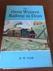 The Great Western Railway in Dean.   Forest of Dean