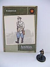 Partitura, Axis & Allies-Base Set, 3/48, Tarjeta C/W
