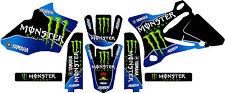 Yamaha YZ 85 Monster style kit 2002 - 2014 FREE UK POSTAGE